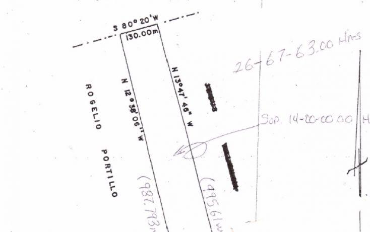 Foto de terreno comercial en venta en, el sacramento, chihuahua, chihuahua, 1809125 no 02