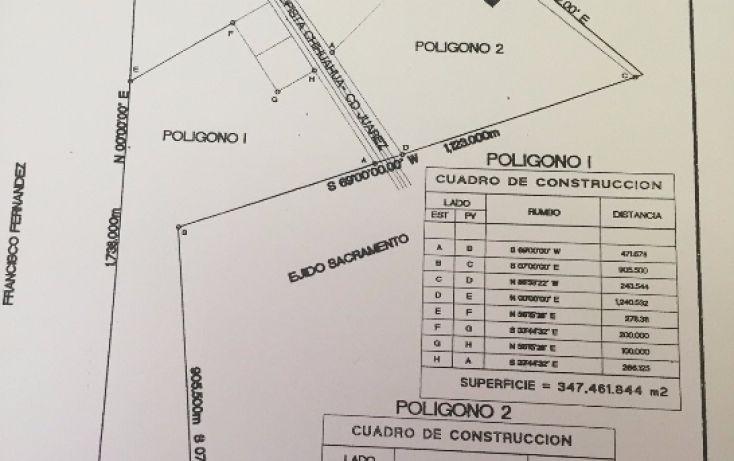 Foto de terreno industrial en venta en, el sacramento, chihuahua, chihuahua, 2001656 no 04