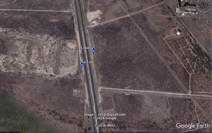 Foto de terreno industrial en venta en  , el sacramento, chihuahua, chihuahua, 2001656 No. 04