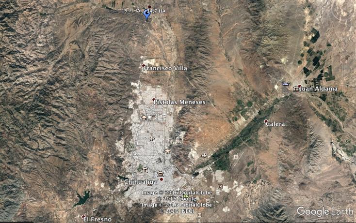 Foto de terreno industrial en venta en  , el sacramento, chihuahua, chihuahua, 2001656 No. 07