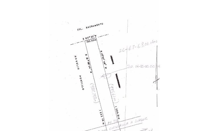 Foto de terreno comercial en venta en  , el sacramento, chihuahua, chihuahua, 940017 No. 02