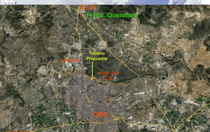 Foto de terreno comercial en venta en  , el salitre, querétaro, querétaro, 1553098 No. 07