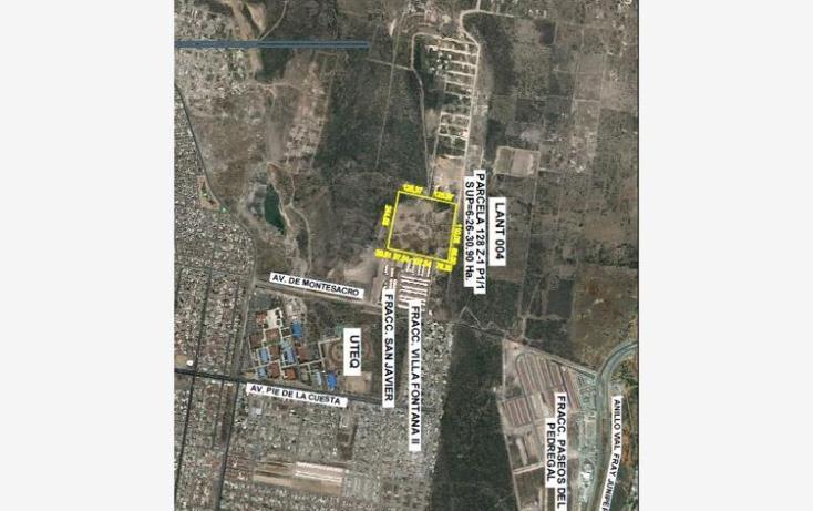 Foto de terreno habitacional en venta en  , el salitre, querétaro, querétaro, 715677 No. 02