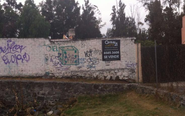 Foto de terreno habitacional en venta en  , el santuario, iztapalapa, distrito federal, 1636630 No. 01
