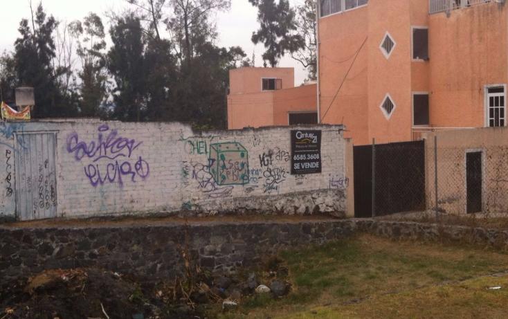 Foto de terreno habitacional en venta en  , el santuario, iztapalapa, distrito federal, 1636630 No. 02