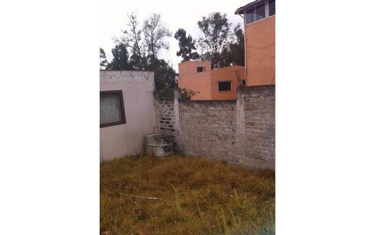 Foto de terreno habitacional en venta en  , el santuario, iztapalapa, distrito federal, 1636630 No. 05