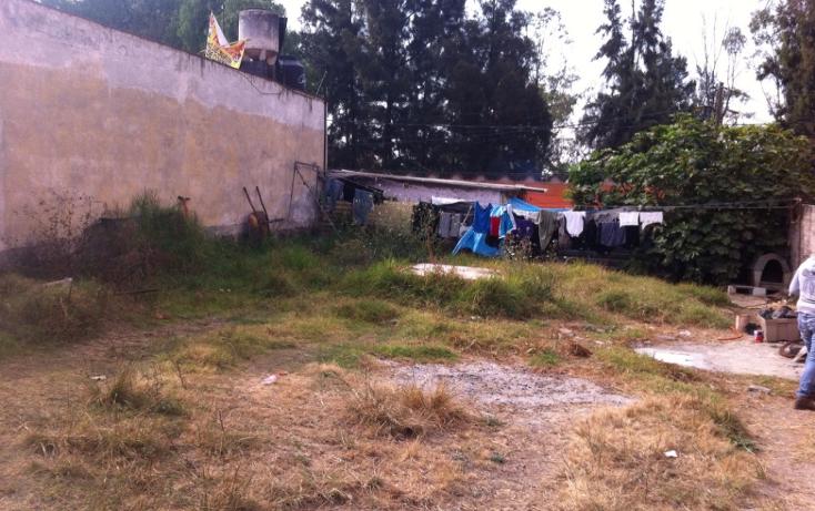 Foto de terreno habitacional en venta en  , el santuario, iztapalapa, distrito federal, 1636630 No. 08
