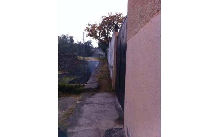 Foto de terreno habitacional en venta en  , el santuario, iztapalapa, distrito federal, 1636630 No. 09