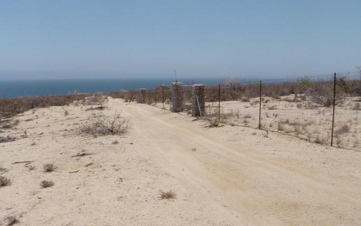 Foto de terreno habitacional en venta en, el sargento, la paz, baja california sur, 1076795 no 02