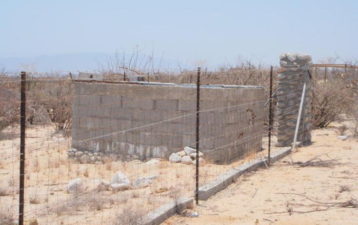 Foto de terreno habitacional en venta en  , el sargento, la paz, baja california sur, 1076795 No. 03