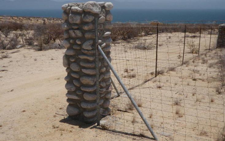 Foto de terreno habitacional en venta en, el sargento, la paz, baja california sur, 1076795 no 08