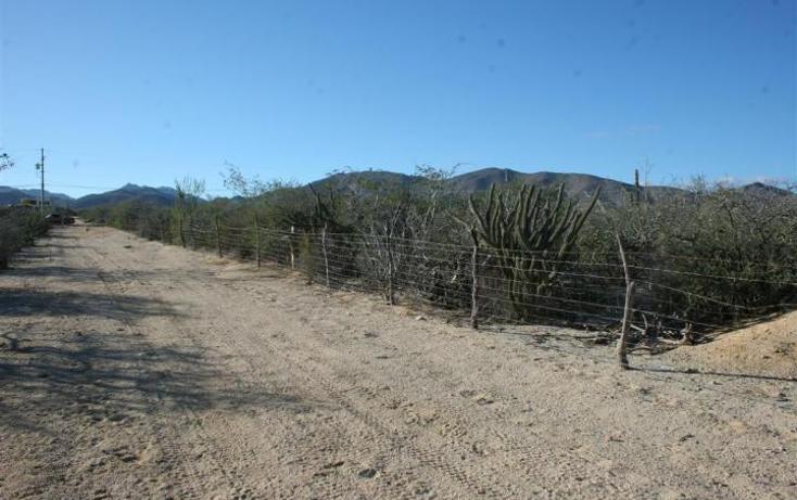 Foto de terreno habitacional en venta en  , el sargento, la paz, baja california sur, 1084545 No. 04
