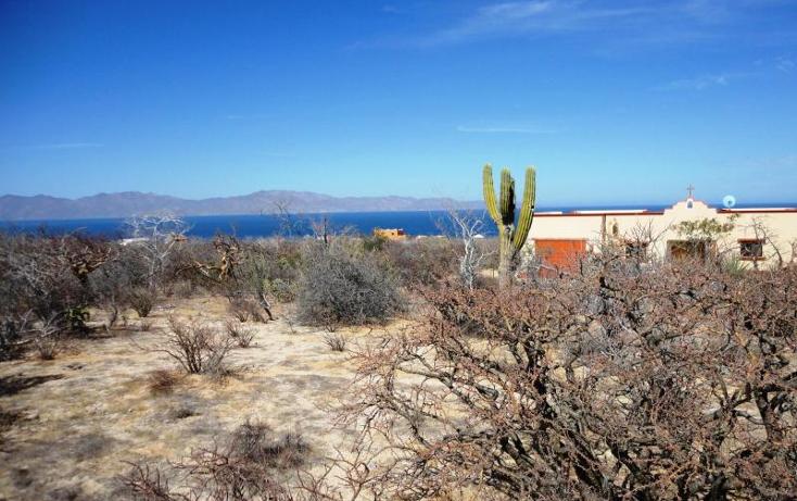 Foto de terreno habitacional en venta en  , el sargento, la paz, baja california sur, 1086277 No. 01