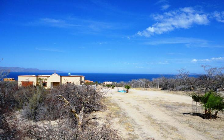Foto de terreno habitacional en venta en  , el sargento, la paz, baja california sur, 1086277 No. 04