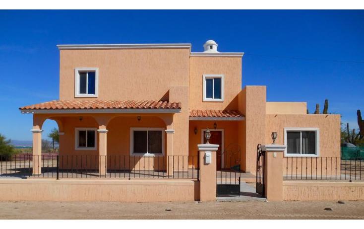 Foto de casa en venta en  , el sargento, la paz, baja california sur, 1171135 No. 01