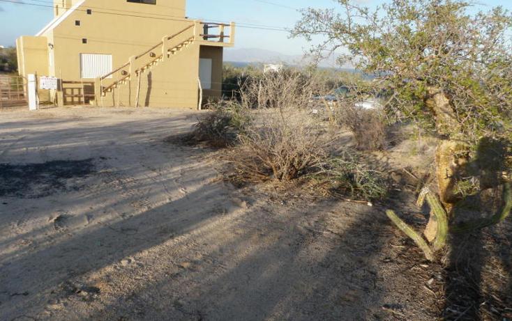 Foto de terreno habitacional en venta en  , el sargento, la paz, baja california sur, 1172571 No. 12