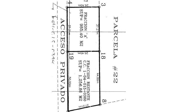 Foto de terreno habitacional en venta en  , el sargento, la paz, baja california sur, 1193945 No. 09