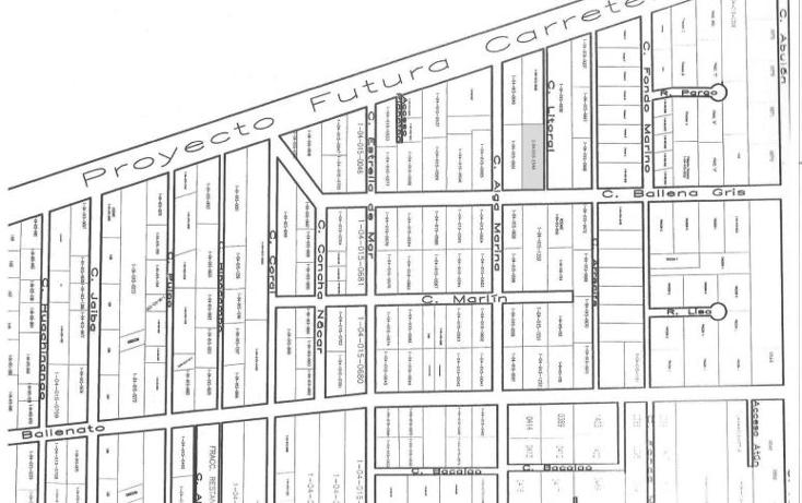 Foto de terreno habitacional en venta en  , el sargento, la paz, baja california sur, 1246635 No. 11