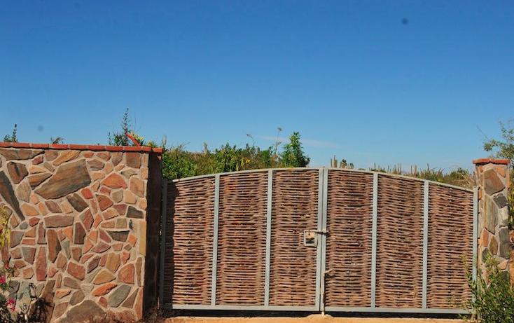 Foto de terreno habitacional en venta en  , el sargento, la paz, baja california sur, 1249945 No. 08
