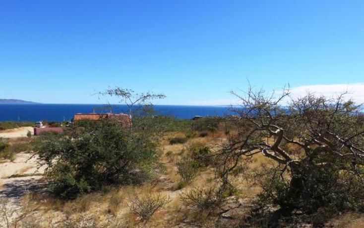 Foto de terreno habitacional en venta en  , el sargento, la paz, baja california sur, 1403893 No. 04