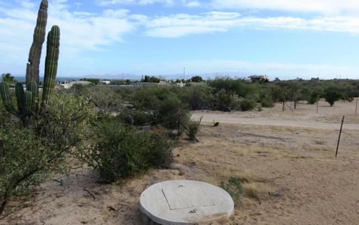 Foto de terreno habitacional en venta en  , el sargento, la paz, baja california sur, 1436649 No. 08