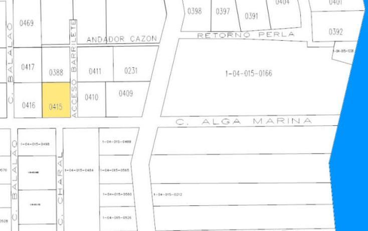 Foto de terreno habitacional en venta en  , el sargento, la paz, baja california sur, 1440141 No. 03