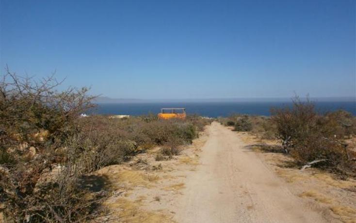 Foto de terreno habitacional en venta en  , el sargento, la paz, baja california sur, 1469871 No. 06