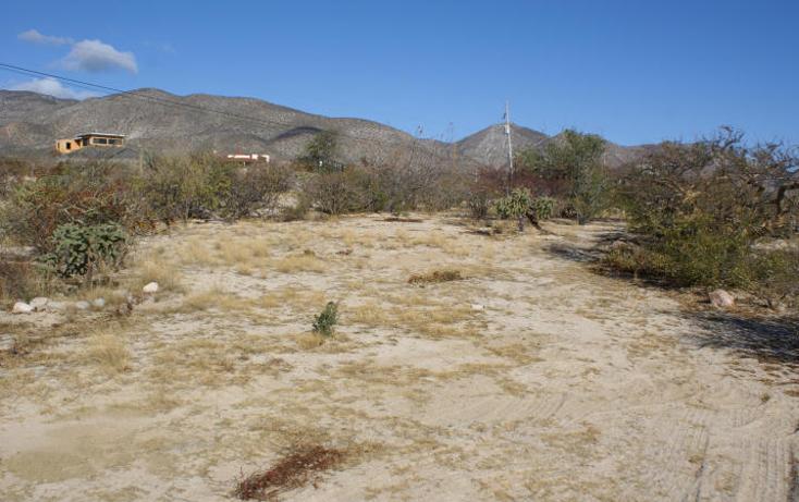 Foto de terreno habitacional en venta en  , el sargento, la paz, baja california sur, 1616364 No. 06