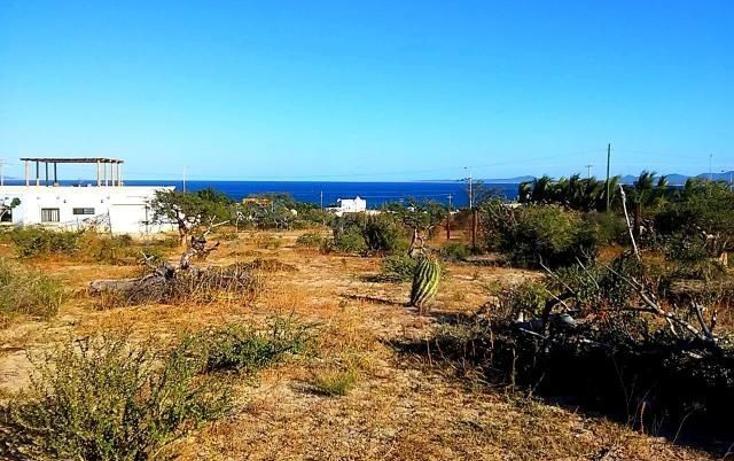 Foto de terreno habitacional en venta en  , el sargento, la paz, baja california sur, 948501 No. 01