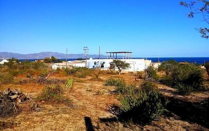 Foto de terreno habitacional en venta en  , el sargento, la paz, baja california sur, 948501 No. 02
