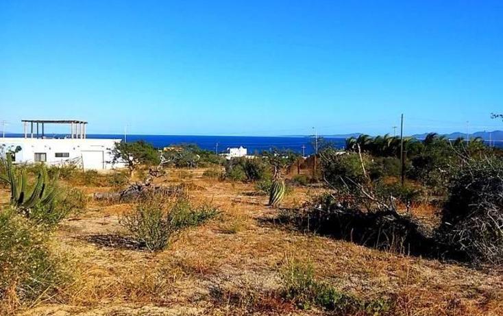 Foto de terreno habitacional en venta en  , el sargento, la paz, baja california sur, 948501 No. 03