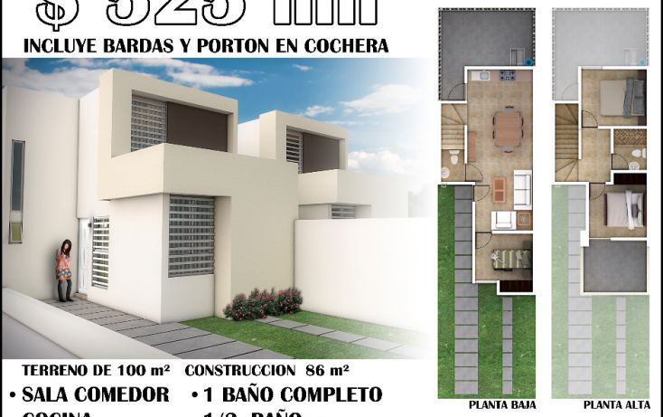 Foto de casa en venta en, el saucito, rioverde, san luis potosí, 1748862 no 01