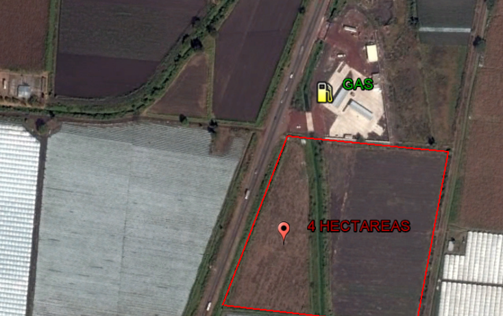 Foto de terreno comercial en venta en  , el s?uz de abajo, zamora, michoac?n de ocampo, 1188483 No. 01