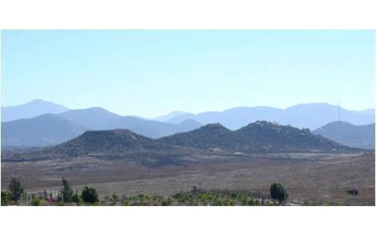 Foto de terreno habitacional en venta en  , el sauzal, ensenada, baja california, 1943325 No. 01