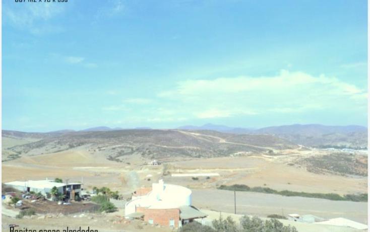 Foto de terreno habitacional en venta en paraiso , el sauzal, ensenada, baja california, 2653051 No. 01