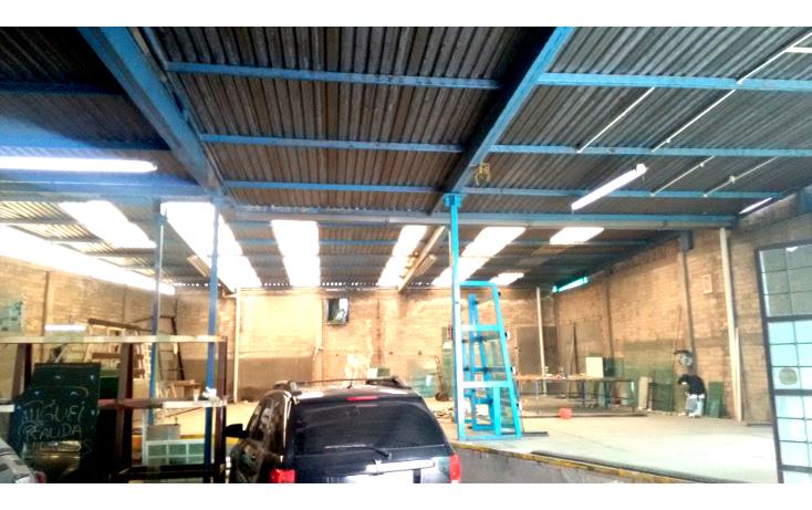 Foto de nave industrial en renta en  , el seminario 1a sección, toluca, méxico, 1606440 No. 04