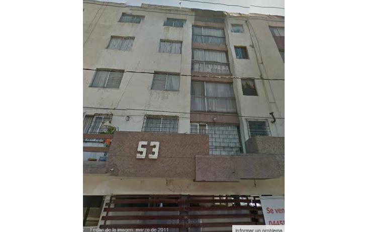 Foto de departamento en venta en  , el sifón, iztapalapa, distrito federal, 1089423 No. 01