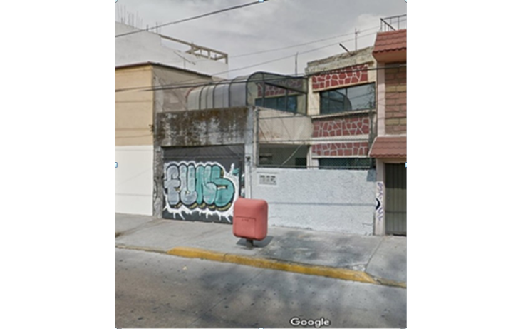 Foto de casa en venta en  , el sifón, iztapalapa, distrito federal, 1165615 No. 01
