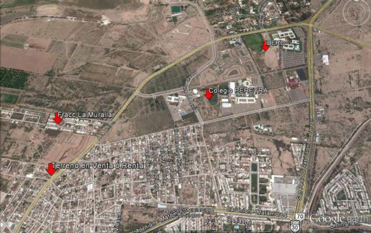Foto de terreno comercial en renta en, el tajito, torreón, coahuila de zaragoza, 998185 no 02