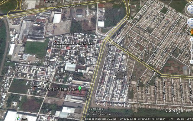 Foto de terreno habitacional en venta en, el tejar, medellín, veracruz, 946431 no 02