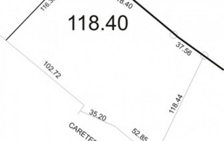 Foto de terreno habitacional en venta en  , el tejar, medell?n, veracruz de ignacio de la llave, 1096459 No. 02