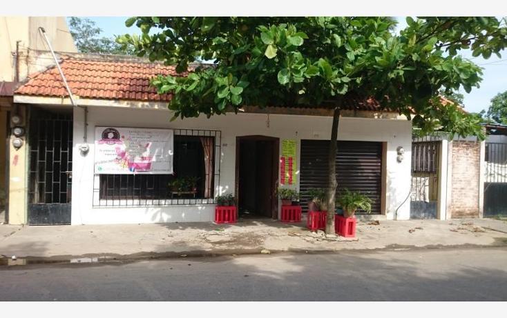 Foto de casa en venta en  , el tejar, medellín, veracruz de ignacio de la llave, 1562402 No. 01
