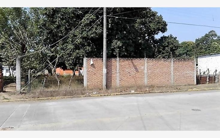 Foto de terreno habitacional en venta en  , el tejar, medell?n, veracruz de ignacio de la llave, 1702224 No. 01