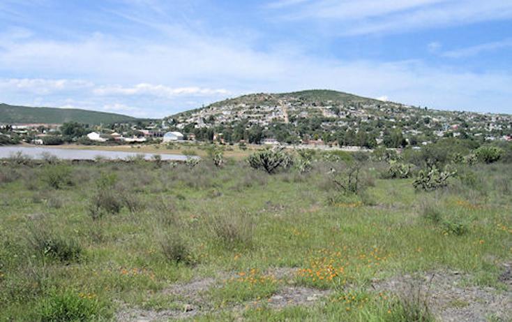Foto de terreno habitacional en venta en  , el tejocote, tequisquiapan, quer?taro, 1248933 No. 01
