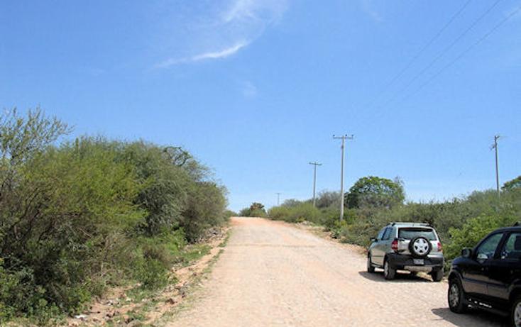 Foto de terreno habitacional en venta en  , el tejocote, tequisquiapan, quer?taro, 1248933 No. 03
