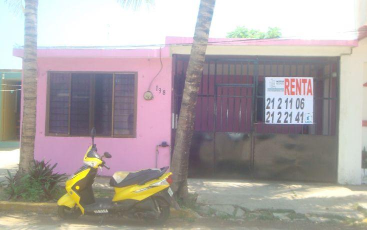 Foto de casa en renta en, el tesoro, coatzacoalcos, veracruz, 1283947 no 01