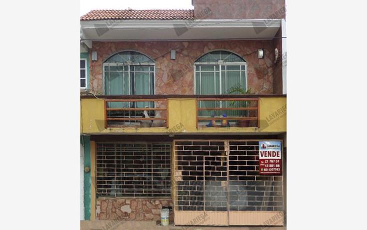 Foto de casa en venta en  , el tesoro, coatzacoalcos, veracruz de ignacio de la llave, 1933370 No. 01