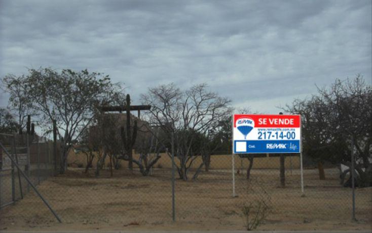 Foto de terreno habitacional en venta en, el tezal, los cabos, baja california sur, 1294141 no 01