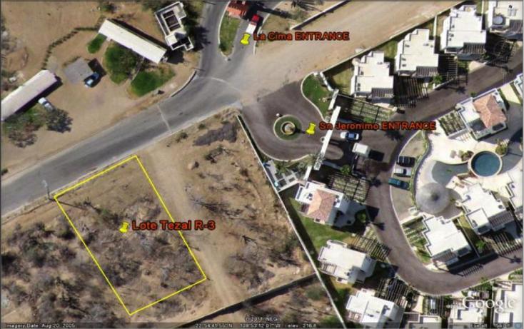 Foto de terreno habitacional en venta en  , el tezal, los cabos, baja california sur, 1294141 No. 03