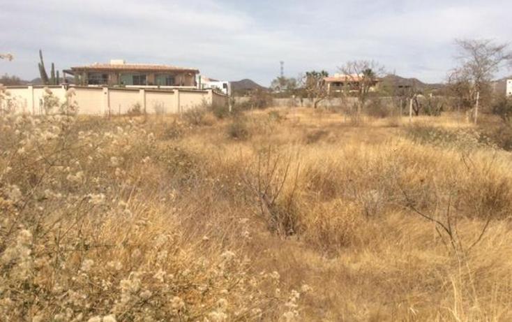 Foto de terreno habitacional en venta en  , el tezal, los cabos, baja california sur, 1958763 No. 03